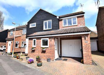 Thumbnail 4 bed semi-detached house for sale in Golds Nurseries Business Park, Jenkins Drive, Elsenham, Bishop's Stortford