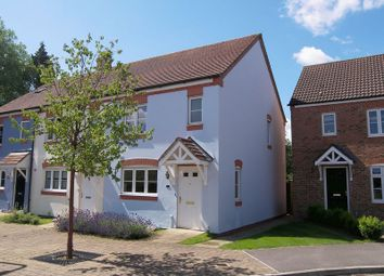 Thumbnail 2 bed end terrace house for sale in Barentin Way, Petersfield
