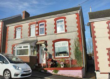Thumbnail 3 bed semi-detached house for sale in Jones Terrace, Glanamman, Ammanford, Carmarthenshire