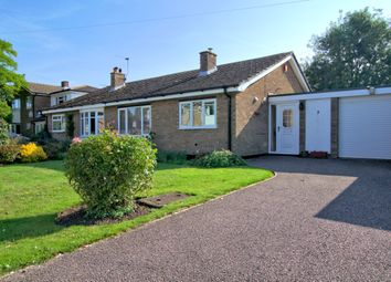 Thumbnail 3 bedroom semi-detached bungalow for sale in Sleford Close, Balsham, Cambridge