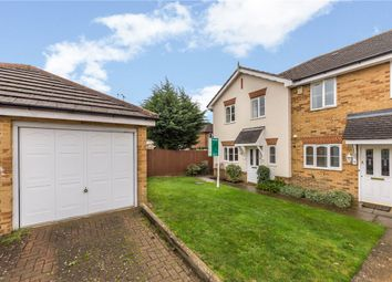 Thumbnail 3 bed end terrace house for sale in Liberty Walk, St. Albans, Hertfordshire