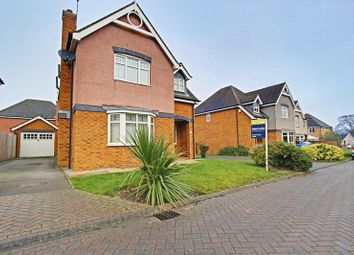 Thumbnail 4 bed detached house for sale in Hemmingway Walk, Hessle