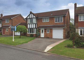 Thumbnail Property for sale in Chestnut Close, Gnosall, Staffordshire
