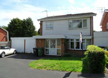 Thumbnail 3 bed link-detached house to rent in Pine Walk, Stourport-On-Severn