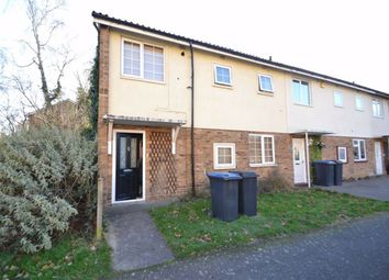 Thumbnail 3 bed end terrace house for sale in Churchfield, Harlow, Essex
