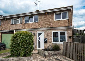 Thumbnail 3 bed semi-detached house for sale in Lytham Close, Reading