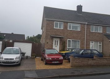 Thumbnail 3 bed semi-detached house for sale in Bushfield Road, Crewkerne