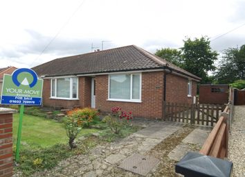 Thumbnail 2 bedroom bungalow for sale in Gorse Road, Thorpe St. Andrew, Norwich