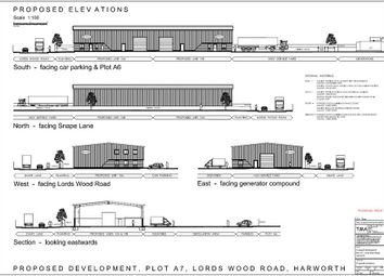 Thumbnail Light industrial to let in A7, Lords Wood Road, Harworth Nr Doncaster, South Yorkshire