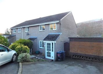 Thumbnail 2 bed end terrace house for sale in Heol Arthur Fear, Blaina