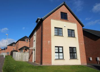Thumbnail 3 bed detached house for sale in Highgrove Gate, Carrickfergus