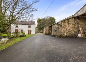 Thumbnail 3 bed detached house for sale in Clitheroe Road, Knowle Green, Preston, Lancashire