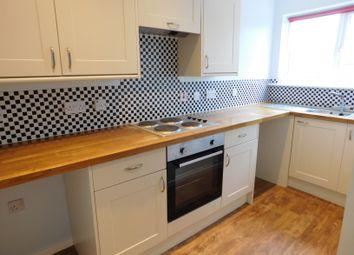 Thumbnail 3 bed maisonette to rent in Cow Lane, Castle Street, Portchester, Fareham
