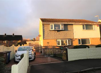 Thumbnail 3 bedroom semi-detached house for sale in Brightgreen Street, Adderley Green, Stoke-On-Trent