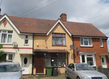 Thumbnail 2 bed terraced house for sale in Priory Road, Wellingborough