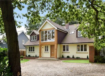 Thumbnail 5 bed detached house for sale in Dukes Ride, Crowthorne, Berkshire
