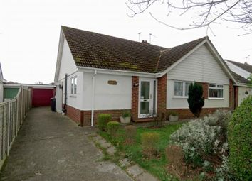 Thumbnail 2 bed semi-detached bungalow for sale in Tournerbury Lane, Hayling Island