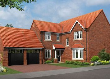 "Thumbnail 4 bed detached house for sale in ""The Hereford"" at Lovesey Avenue, Hucknall, Nottingham"