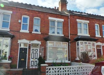 Thumbnail 3 bed terraced house for sale in Elms Road, Sutton Coldfield