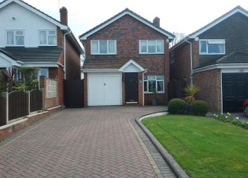 Thumbnail 4 bed detached house for sale in Sandy Lane, Hatherton, Cannock