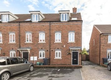 Thumbnail 4 bed end terrace house to rent in Newbury, Berkshire