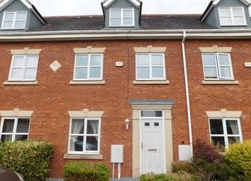 Thumbnail 3 bed town house for sale in Riveraine Close, Sutton-In-Ashfield