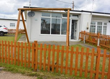 Thumbnail 2 bed bungalow for sale in Priory, Bel Air Chalet Estate, St. Osyth, Clacton-On-Sea