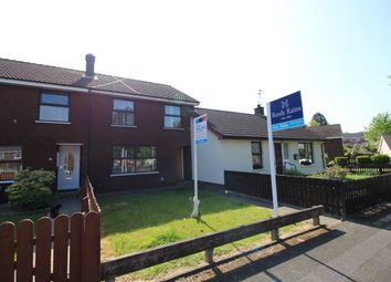 Thumbnail 3 bedroom terraced house for sale in Drumard Crescent, Ballinderry Upper, Lisburn
