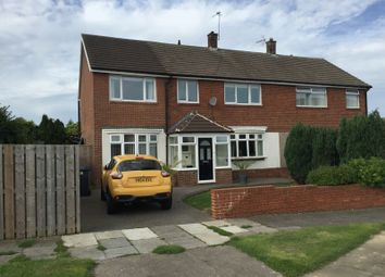 Thumbnail 4 bed semi-detached house for sale in Dunelm Drive, West Boldon, East Boldon