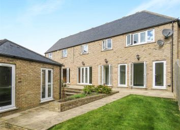 Thumbnail 5 bed terraced house for sale in The Waterhaven, Earith, Huntingdon