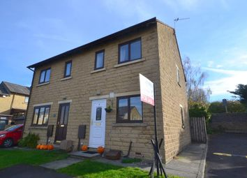 Thumbnail 2 bed semi-detached house for sale in Colthirst Drive, Clitheroe
