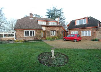 Thumbnail 4 bed detached house for sale in Carlby Road, Greatford, Stamford