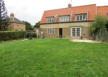 Thumbnail 2 bed semi-detached house to rent in High Street, Helpringham, Sleaford