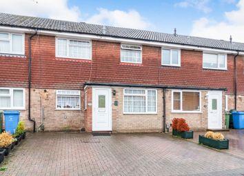 Thumbnail 3 bedroom terraced house to rent in Shalden Road, Aldershot