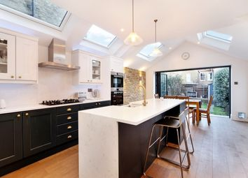 Thumbnail 4 bed property to rent in Trentham Street, Southfields