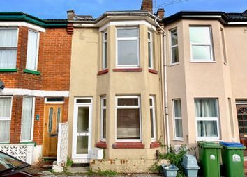 Thumbnail 2 bed terraced house for sale in Queens Road, Upper Shirley, Southampton, Hampshire