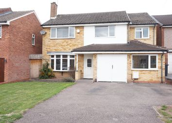 Thumbnail 5 bed detached house for sale in Streather Road, Four Oaks, Sutton Coldfield