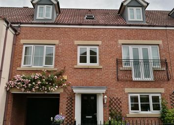 Thumbnail 4 bed town house for sale in Collingsway, Darlington