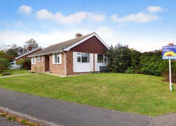 Thumbnail 2 bed detached bungalow for sale in Denham Close, Middleton-On-Sea, Bognor Regis