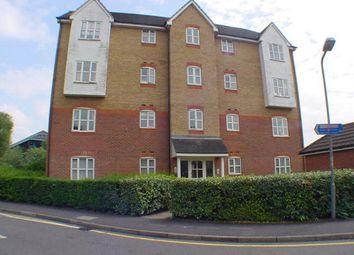 Thumbnail 2 bed flat to rent in Friarscroft Way, Aylesbury, Buckinghamshire