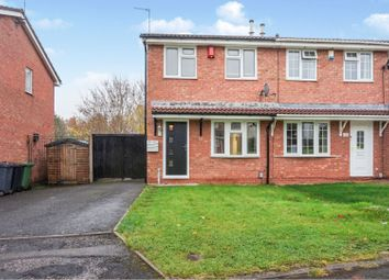 Thumbnail 2 bed semi-detached house for sale in Cambridge Drive, Nuneaton