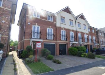 Thumbnail 4 bed town house to rent in 21 Abbeydale Cl, Ch/Hulme
