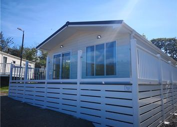 Thumbnail 2 bed lodge for sale in Borth