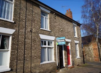 Thumbnail 2 bedroom terraced house for sale in Northgate Street, Bury St. Edmunds