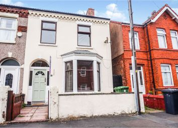 3 bed terraced house for sale in Shaftesbury Road, Liverpool L23