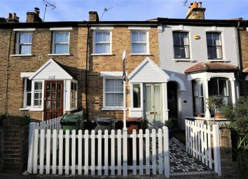 Thumbnail 2 bed terraced house to rent in Barclay Road, Walthamstow, London