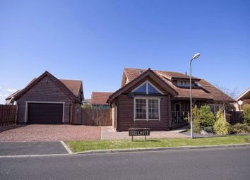 Thumbnail 5 bed detached house for sale in Chevington Green, Morpeth