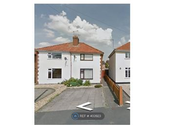 Thumbnail 3 bed semi-detached house to rent in Naseby Road, Rugby