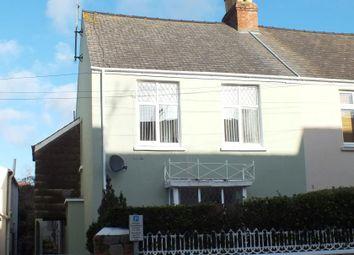 Thumbnail 4 bed semi-detached house for sale in Sunbury, Harding Villas, Harding Street, Tenby