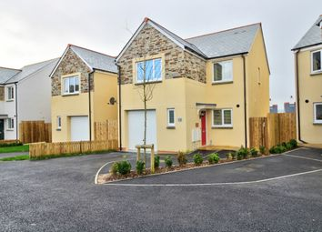 Thumbnail 4 bed detached house for sale in Nanterrow Drive, Bodmin